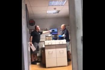 Polski kierowca traci cierpliwość i nie daje sobą pomiatać. (wideo)