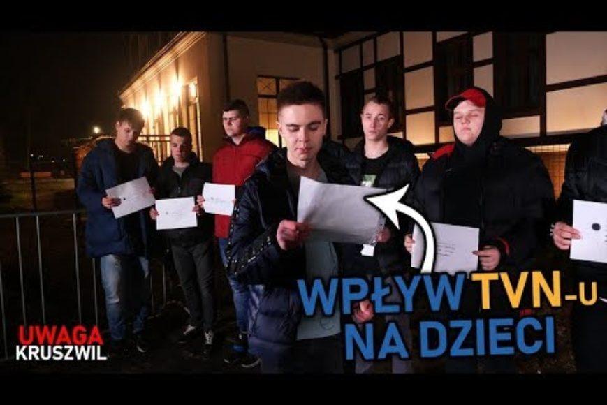 Znany youtuber punktuje stacje TVN. Pojechał po całości.