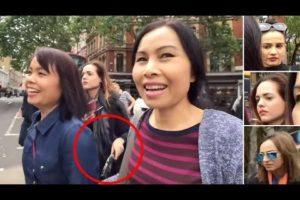 Kobieta przypadkowo nagrała jak kradną jej portfel