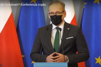 Ogólno Polski lockdown ? Konferencja ministra zdrowia 17 Marzec 2021