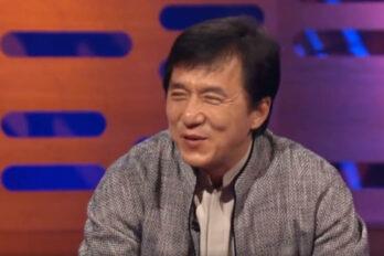 Jackie Chan o swoich bolączkach. Kultowe Wideo.