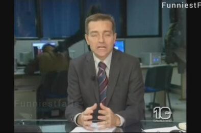 10 największych wpadek w TV podczas transmisji na żywo.